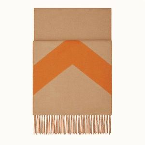 Hermès cashmere scarf